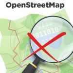 Алло призывает всех отказаться от использования OpenStreetMap
