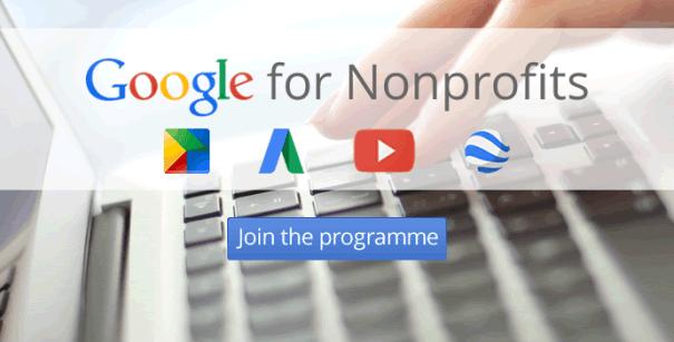 Google for Nonprofits