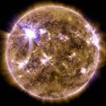 Ученые предсказывают большие солнечные вспышки