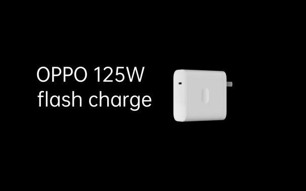 ОРРО125 ВтFlashCharge