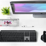 Logitech расширяет возможности Mac с помощью MX Master 3 и MX Keys