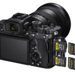 Sony Alpha 7S III получила процессор обработки изображения BIONZ XR