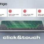 Клавиатура Prestigio Click&Touch — официальный победитель Red Dot Design Awards сразу в четырех номинациях