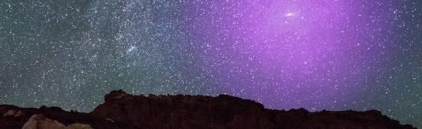 ореол галактики Андромеды