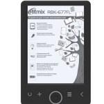 RBK-617 и RBK-677FL – новые электронные книги Ritmix