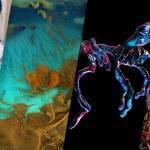 AI Art Gallery — виртуальная художественная галерея в рамках осенней GTC