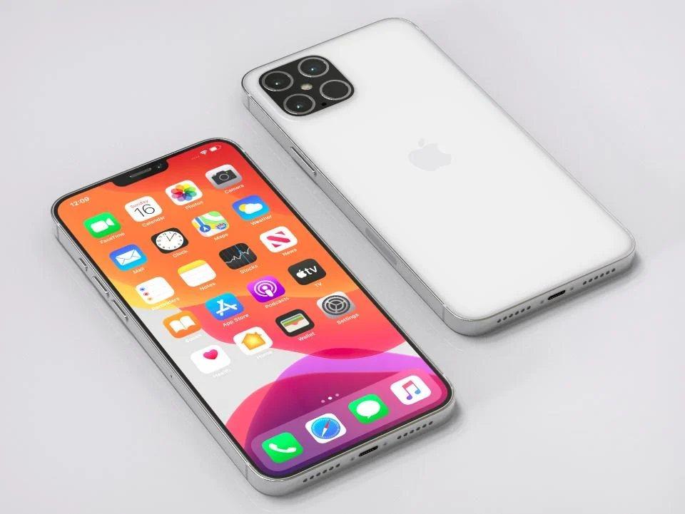 Apple iPhone 12 не получит дисплей с частотой 120 Гц