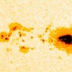 Cолнечные пятна помогают понять жизнь вокруг других звезд