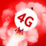 Vodafone запустил сеть 4G LTE на частоте 900 МГц в Черниговской области