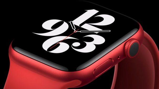 Apple Watch 6 2020