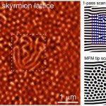 Ученые предлагают хранить закодированную информацию в скирмионах – магнитных квазичастицах