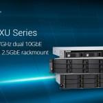 Сетевые накопители QNAP TS‑x32PXU для монтажа в стойку