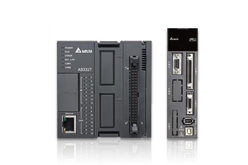 Delta PLC AS300 и AC Servo Drive ASDA-A2