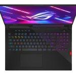 Asus ROG Strix – игровые ноутбуки с самым быстрым в мире дисплеем