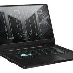 ASUS TUF Dash F15 – тонкий и легкий игровой ноутбук
