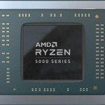 Выходят ноутбуки на базе AMD Ryzen 5000 H-серии