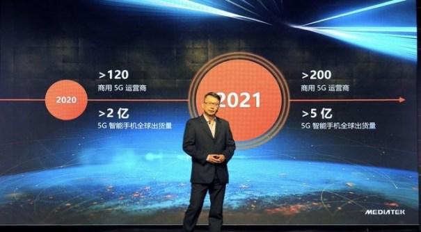 MediaTek провела онлайн-конференцию по запуску новых мобильных процессоров серии Dimensity