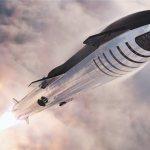 SpaceX собирается протестировать два прототипа межзвездного космического корабля
