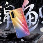 Realme V15 5G получил Dimensity 800U, AMOLED и быструю зарядку 50 Вт