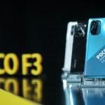 POCO представил два флагманских смартфона Poco F3 и Poco X3 Pro