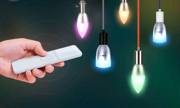Светодиодные люстры с дистанционным управлением