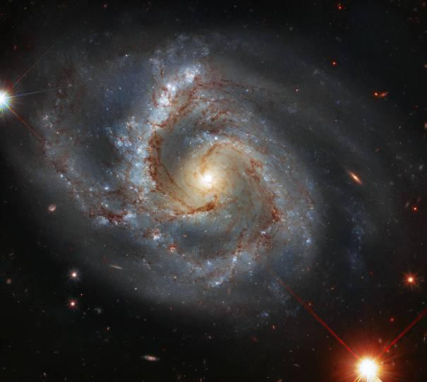 галактика NGC 7678