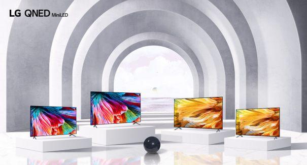 Телевизоры LG QNED Mini LED