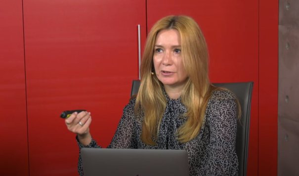 Ольга Устинова, Vodafone