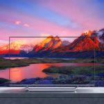 Xiaomi представила в Украине 4К QLED телевизор Mi TV Q1