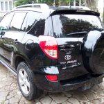 Toyota RAV4 последнего поколения: особенности автомобиля