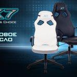 A4Tech дополнила игровую периферию X7 геймерским креслом