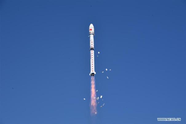 """Ракета """"Великий поход""""-5B Y2"""