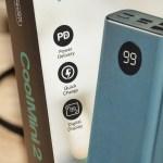 Power Bank Gelius Pro CoolMini 2 PD GP-PB10-211 – металлический повербанк с пятью портами