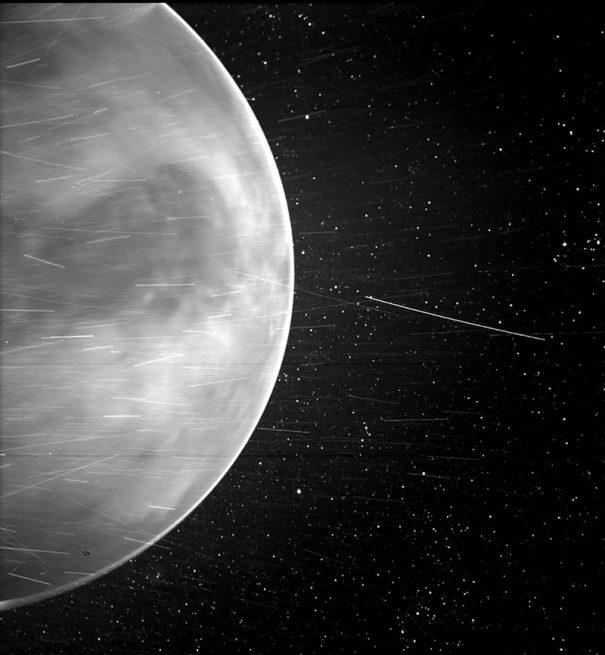 полушарие планеты Венера
