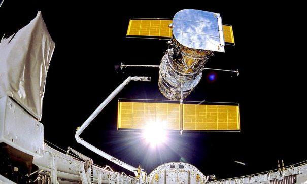 телескоп Хаббла