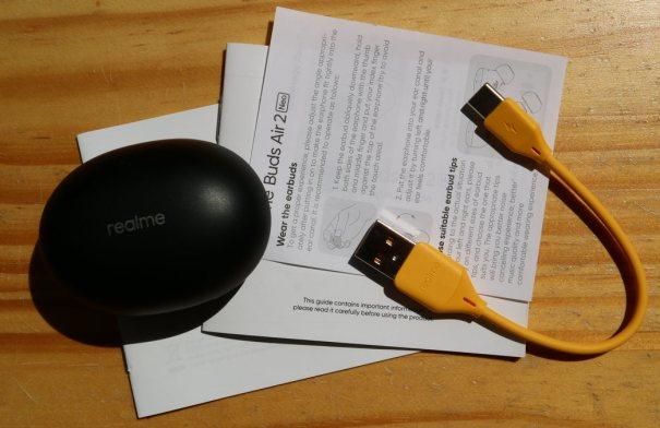 Realme Buds Air 2 Neo комплект