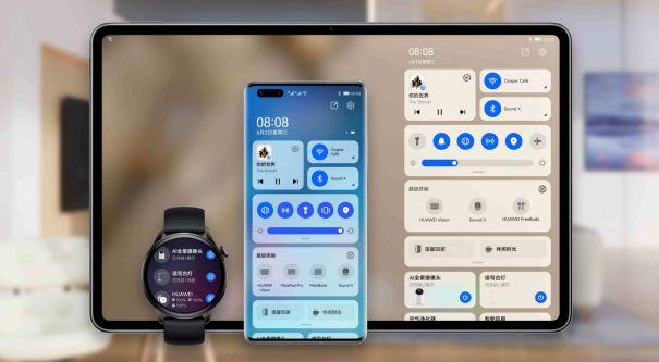 Huawei представила линейку гаджетов на HarmonyOS 2