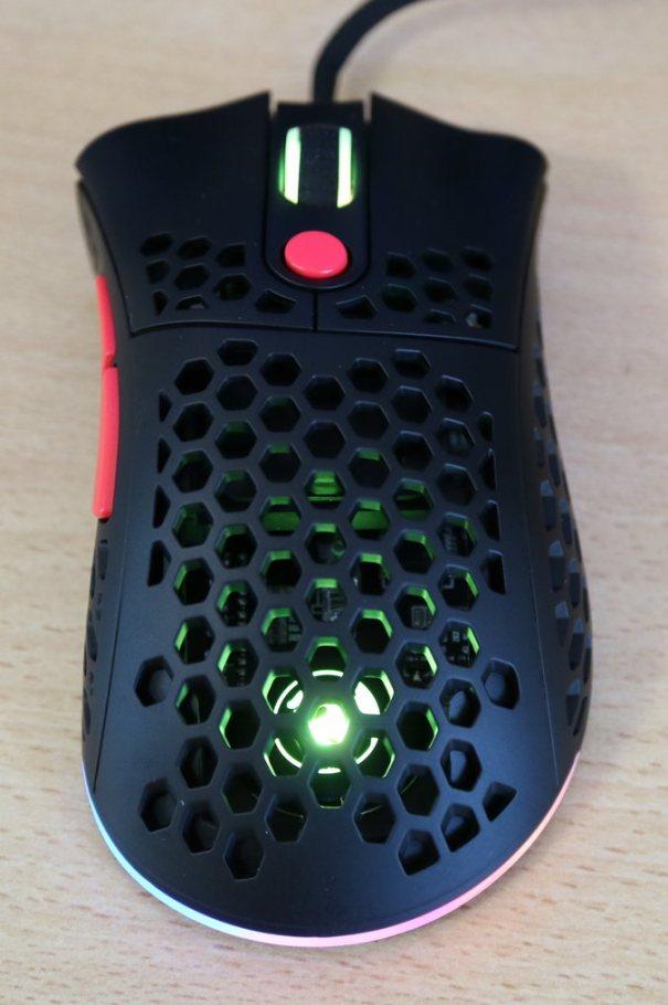 Мышь HyperSpeed Lite