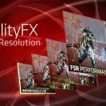 AMD FidelityFX Super Resolution доступна на GPUOpen