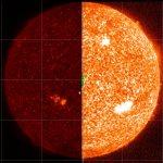 Искусственный интеллект помогает изучать вспышки на Солнце