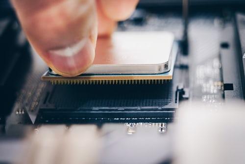 процессор для ноутбука или ПК