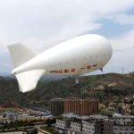 Китай запустил беспилотный дирижабль с поддержкой 5G