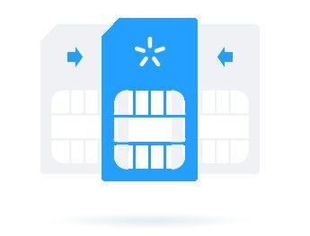 SIM для планшета и второго телефона