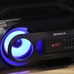 REAL-EL X-710 – твой личный бумбокс в миниатюре!