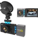 Видеорегистратор Aspiring Alibi 8 Dual с двумя камерами