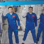 Китай отправил экипаж для строительства космической станции