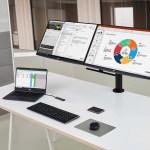 Мониторы LG Ergo второго поколения: максимальный комфорт в офисе и дома