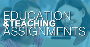 Education Teaching Assignment Help