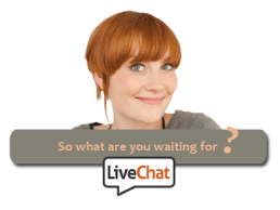 LiveChat with Blonde what are you waiting for 408*307