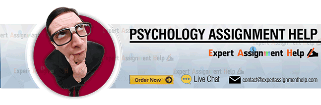 psychology assignment help Improve your grades by having psychology assignment help which is written by the academic expert of psychology our dedicated offer well-structured and unique online psychology assignment writing service as per the guidelines of the university.